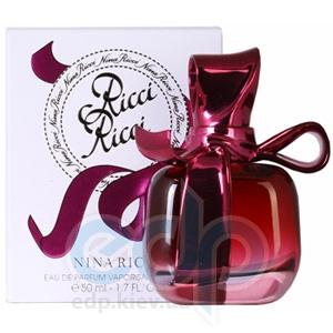 Nina Ricci Ricci Ricci -  Набор (парфюмированная вода 80 + лосьон-молочко для тела 100 + гель для душа 100)