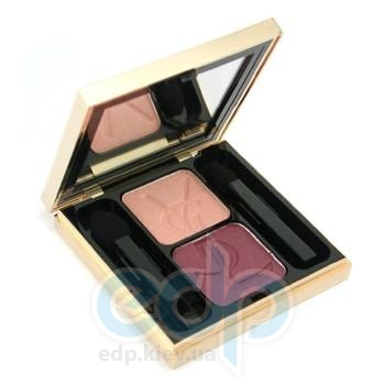 Тени для век Yves Saint Laurent -  Ombres Duolumieres №03 Fresh Peach