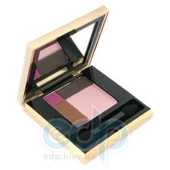 Тени для век Yves Saint Laurent -  Ombres Quadri Lumier №01 Sienna