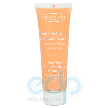 Clarins -  Face Care One Step Gentle Exfoliating Cleanser -  125 ml