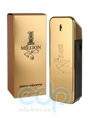 Paco Rabanne 1 Million - туалетная вода -  пробник (виалка) 1.2 ml