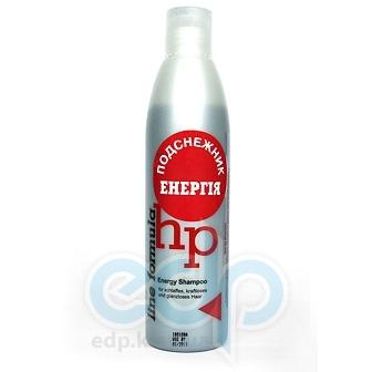 Placen Formula - Line Formula Energy - Шампунь Подснежник для ослабленных, окрашеных, обессиленных и потерявших блеск волос - 250 ml