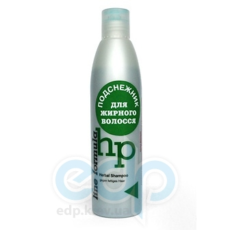 Placen Formula - Line Formula Herbal - Шампунь Подснежник для жирных и склонных к жирности волос - 250 ml