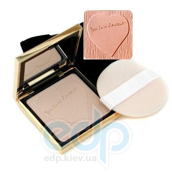 Пудра компактная матовая Yves Saint Laurent -  Compacte Poudre Mate And Radiant Pressed №04 Gold Beige