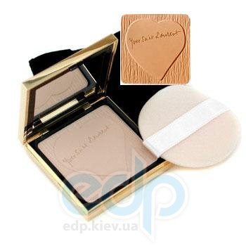 Пудра компактная матовая Yves Saint Laurent -  Compacte Poudre Mate And Radiant Pressed №05 Amber Honey