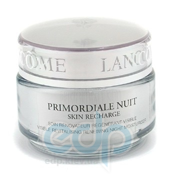 Lancome -  Face Care Primordiale Nuit Skin Recharge -  30 ml