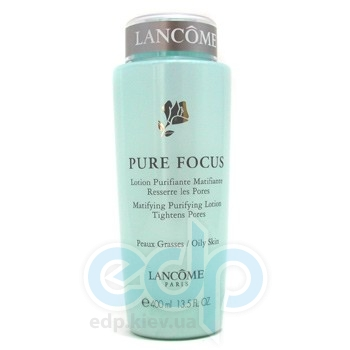 Lancome -  Face Care Pure Focus Matifying Purifying Lotion -  400 ml