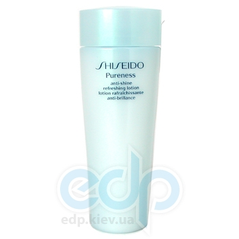 Shiseido -  Pureness Anti-Shine Refreshing Lotion -  150 ml