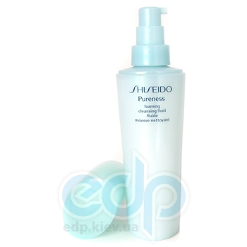 Shiseido -  Pureness Foaming Cleansing Fluid -  150 ml