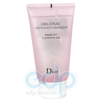 Christian Dior -  Face Care Gel DEau Nettoyant Magique Rinse-Off Cleansing Gel -  150 ml