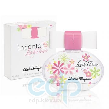 Salvatore Ferragamo Incanto Lovely Flower - туалетная вода - 50 ml TESTER