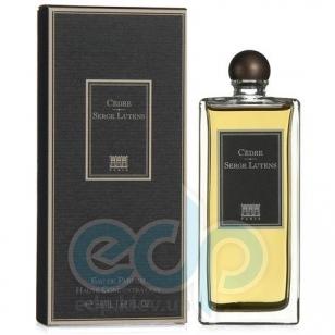 Serge Lutens Cedre - парфюмированная вода - 50 ml TESTER
