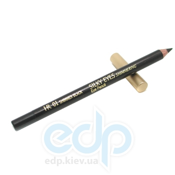Карандаш для век Helena Rubinstein -  Silky Eye Contour Pencil №01 Shimmer Black
