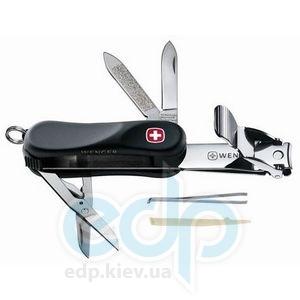Wenger - нож Nail Clip мягкая резина (арт. 1.580.11.814)