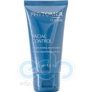 Phytomer -  Увлажняющая эмульсия с матирующим эффектом Facial Control -  50 ml