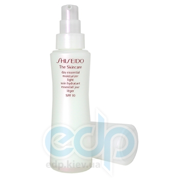Shiseido -  Skincare Day Essential Moisturizer Light -  75 ml