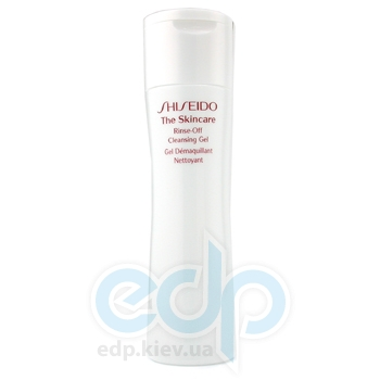 Shiseido -  Skincare Rinse-Off Cleansing Gel -  200 ml
