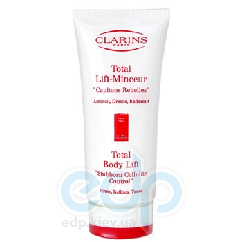 Clarins -  Body Care Total Lift-Minceur -  200 ml