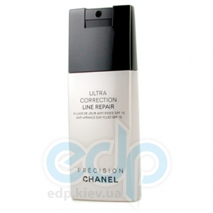 Chanel -  Ultra Correction Line Repair Fluide SPF15 -  50 ml