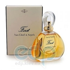 Van Cleef and Arpels First - туалетная вода - 60 ml TESTER
