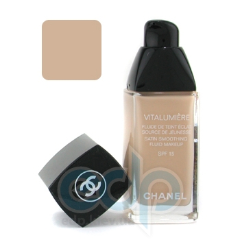 Тональный крем Chanel -  Vitalumiere Satin Smoothing Fluid Makeup №20 Clair
