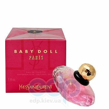 Yves Saint Laurent Baby Doll - туалетная вода - 50 ml