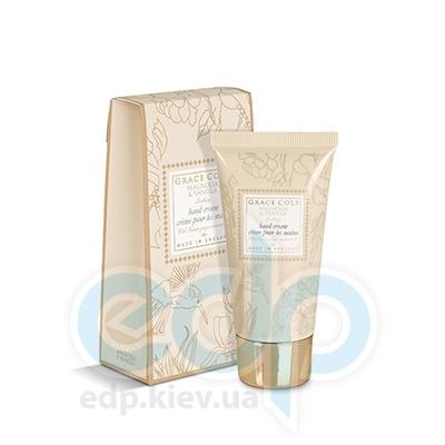 Grace Cole - Крем для тела с экстрактом имбирного масла Floral Collection Body Cream Magnolia & Vanillar - 238 ml