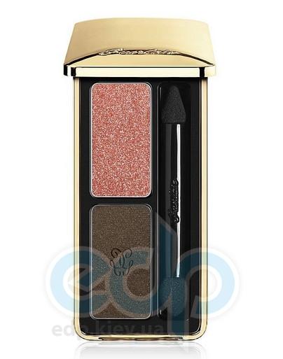 Guerlain - Тени для век 2-х цветные компактные Ecrin 2 Couleurs № 08 - 4 g
