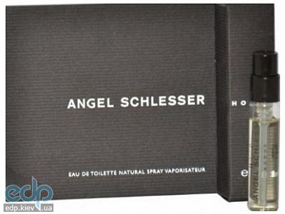 Angel Schlesser Homme - туалетная вода -  пробник (виалка) 2 ml
