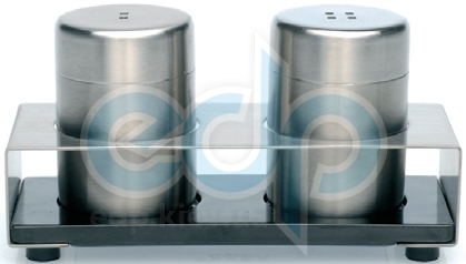 Berghoff -  Набор для соли и перца Cubo на подставке (арт. 1109329)