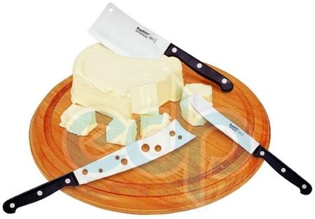 Berghoff -  Набор для сыра Round -  4 предмета (арт. 1304014)
