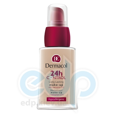 Dermacol Тональный крем с коэнзимом Q10 24h Control № 2 - 30 ml (15744)