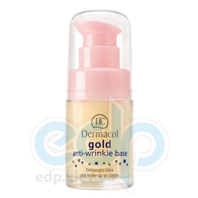 Dermacol Base Gold Anti-Wrinkle База под макияж омолаживающая с Активным золотом - 15 ml (16287)