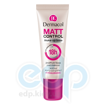 Dermacol Base Matt Control 18h База под макияж матирующая - 20 ml (17086)