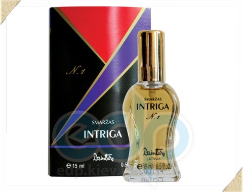 Dzintars (Дзинтарс) - Духи Интрига N1 - 15 ml (14200dz)