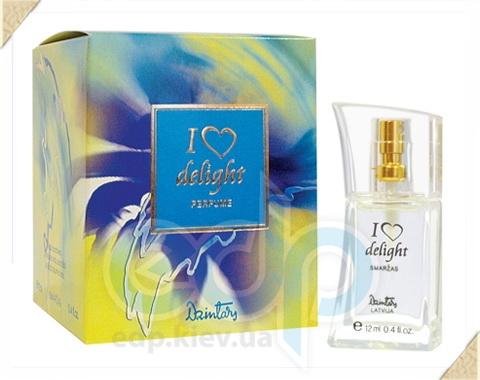 Dzintars (Дзинтарс) - Духи I love delight - 12 ml (14830dz)