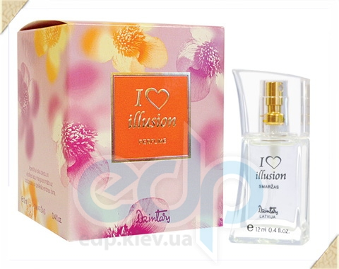 Dzintars (Дзинтарс) - Духи I love illusion - 12 ml (14880dz)