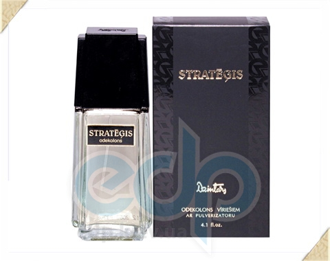 Dzintars (Дзинтарс) - Одеколон Стратег - 100 ml (15073dz)