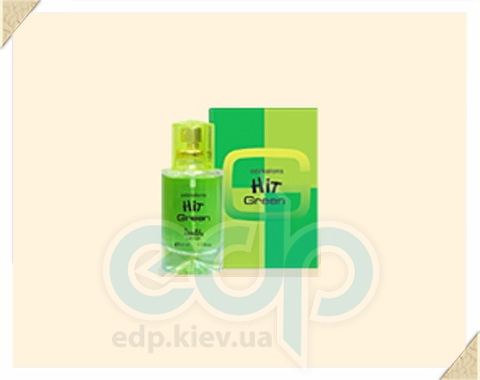 Dzintars (Дзинтарс) - Одеколон HIT Green - 50 ml (15360dz)