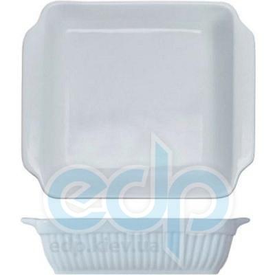 Berghoff -  Квадратная фарфоровая форма для выпечки Bianco -  24.5х20.5х6 см (арт. 1691060)