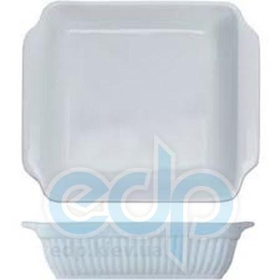 Berghoff -  Квадратная фарфоровая форма для выпечки Bianco -  30.5х26х7 см (арт. 1691077)