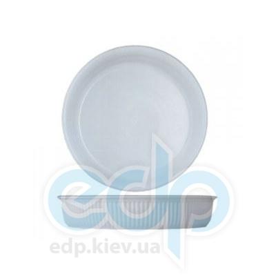 Berghoff -  Круглая фарфоровая форма для выпечки Bianco -  диаметром 32 см высотой 6 см (арт. 1691107)