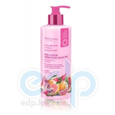 Grace Cole - Гель для душа очищающий, освежающий Body Wash Watermelon & Pink Grapefruit - 500 ml