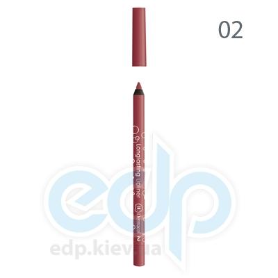 Dermacol Карандаш для губ устойчивый Longlasting Lipliner № 02 - 1.4 gr (2500)