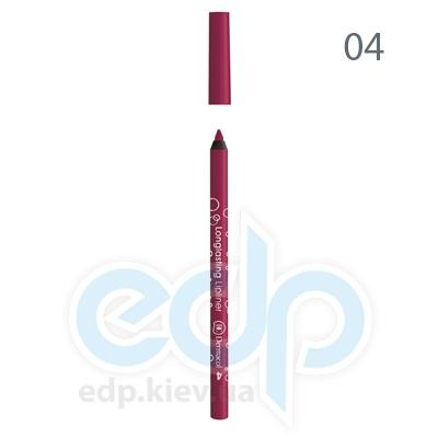 Dermacol Карандаш для губ устойчивый Longlasting Lipliner № 04 - 1.4 gr (2502)