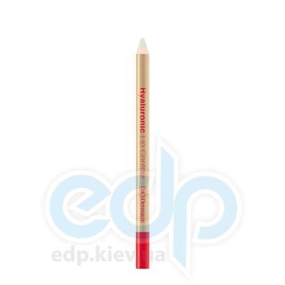 Dermacol Карандаш-контур для губ прозрачный с гиалуроновой кислотой Hyaluronic Lip Contour - 1 gr (1756)