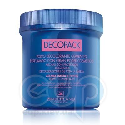 Zimberland - Decopack Осветляющий порошок парфюмированный с минеральными маслами (до 8 тонов) - 500 ml (2404)