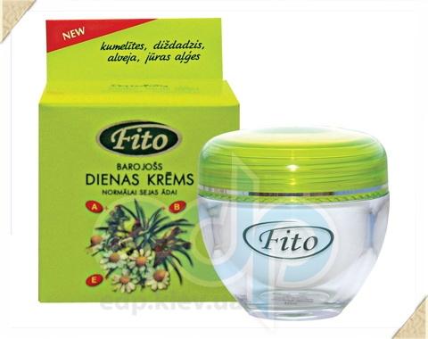 Dzintars (Дзинтарс) - Крем дневной питательный для нормальной кожи лица FITO - 50 ml (21760dz)