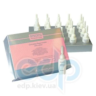 Zimberland - Specific Комплекс против выпадения волос регенерирующий (1 ампула x 20 мл) - 200 ml (4851)