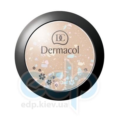 Dermacol Пудра Компактная Минеральная Mineral compact powde № 04 - 8.5 gr (3159)